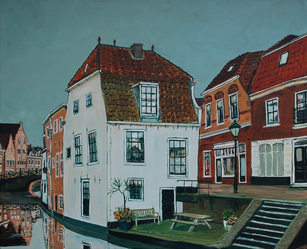 Marktzicht te Oudewater