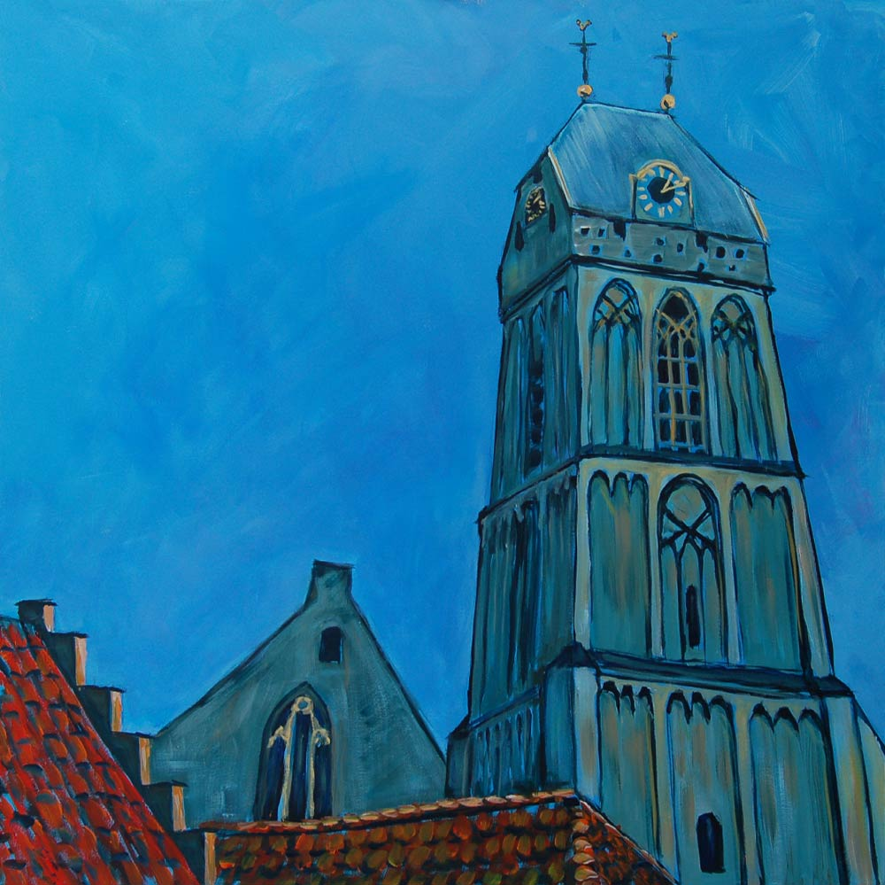 Grote Toren (Blauw)